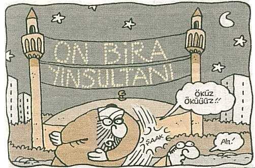 On Bira Yın Sultanı.. Syntax error...